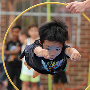 Best active kids parties Melbourne