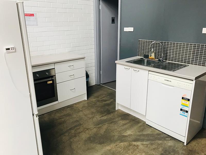 Party Venue Kitchen Area